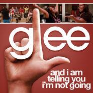 Glee - and im teeling you