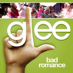 Glee - bad romance