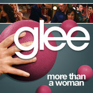 Glee - more than a woman