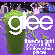 Glee - over at frank
