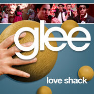 Glee - love shack