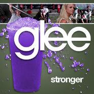 Glee - stronger