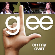 Glee - on my own
