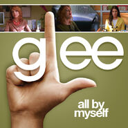 Glee - all by myself