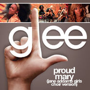 Glee - proud mary 2