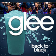 Glee - back to black