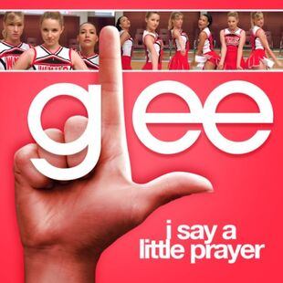 Glee - little prayer
