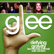 Glee - gravity rachel