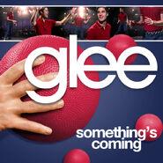 Glee - somethings coming