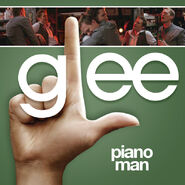 Glee - pianoman