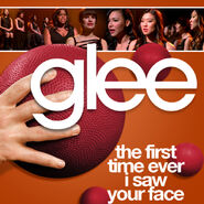 Glee - saw your face