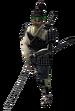 Japanese Swordsman s