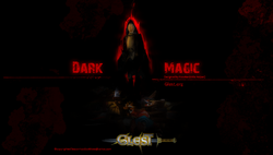 Dark Magic Wallpaper by Little Helper
