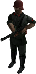 Shotgunner