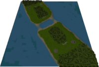 Dark Waters Map