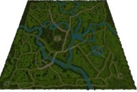 Forest Lands Map