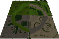 Borderlands Map
