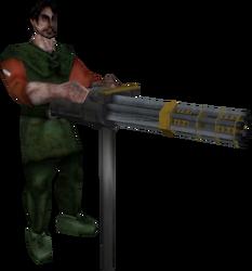 Machine Gun Turret