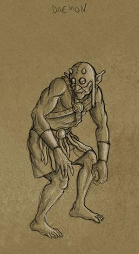 Daemon concept