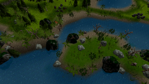 Evergreen tileset