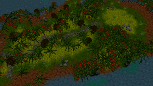 Jungle tileset