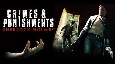 Sherlock Holmes Crimes and Punishments Watson Bug