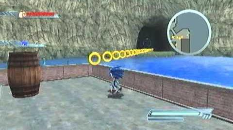 The Sonic 06 Glitch Tape!