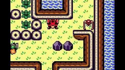 The Legend of Zelda Link's Awakening DX - Pegasus Boots Warping