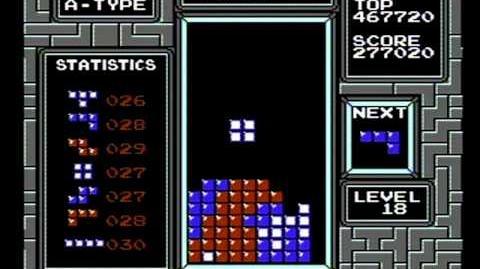 Kill Screen (Tetris)