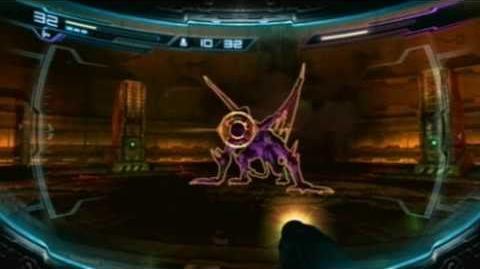 Glitch del agarre de Ridley
