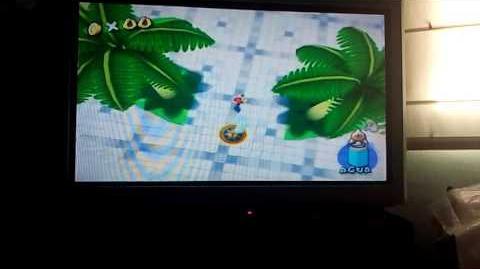 Glitch de la alcantarilla - Super Mario Sunshine