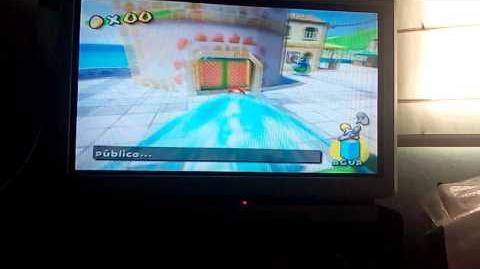 ACUAC loco - Super Mario Sunshine
