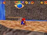 Glitch del mono (Super Mario 64)