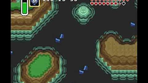 Destruyendo las paletas de colores ~ Zelda A Link to the Past