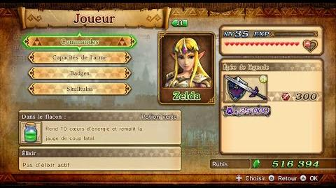 Hyrule Warriors Skin-Swapping Glitch - Tutorial -