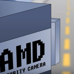 AMD security Camera