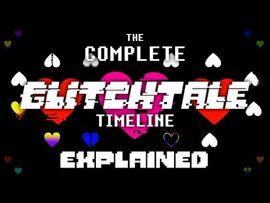 Glitchtale Timeline