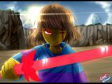 Frisk vs Bete Noire (Battle)