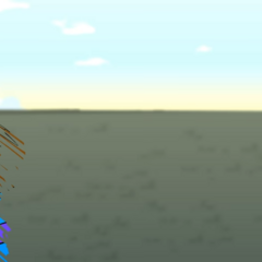 Frisk disappearing.