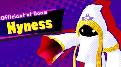 Alex Fandubs Hyness from Kirby Star Allies (SPOILERS)