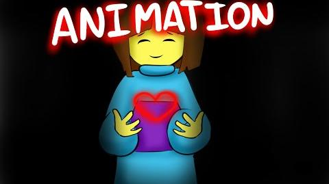 Your Best Friend - Undertale Animation (Glitchtale 4)