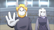 Asgore and Torial