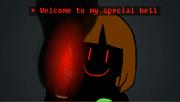 Chara using Special Attack