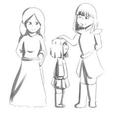 A Random Sketch