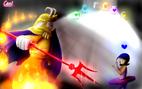 Alina vs Asgore (Battle)