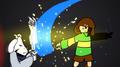 Chara attacking Asriel.png