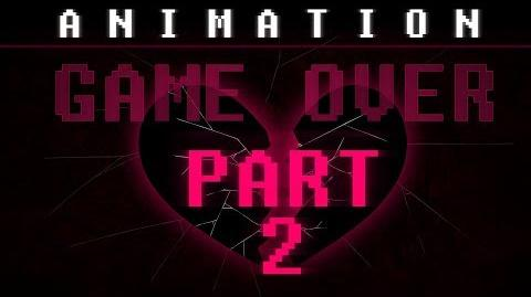 Game Over (Part 2) - Glitchtale S2 EP 6 ANIMATION