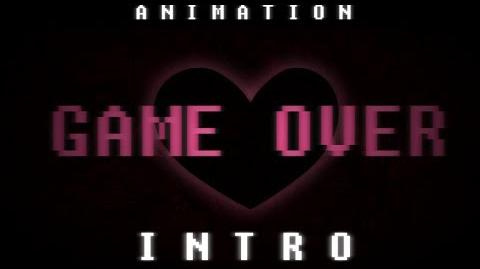 Glitchtale EP 6 Game Over Intro Animation