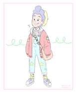 Pastel Fashion Five by kawaiimelodies