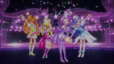 Glitter Force Doki Doki - Ending 1